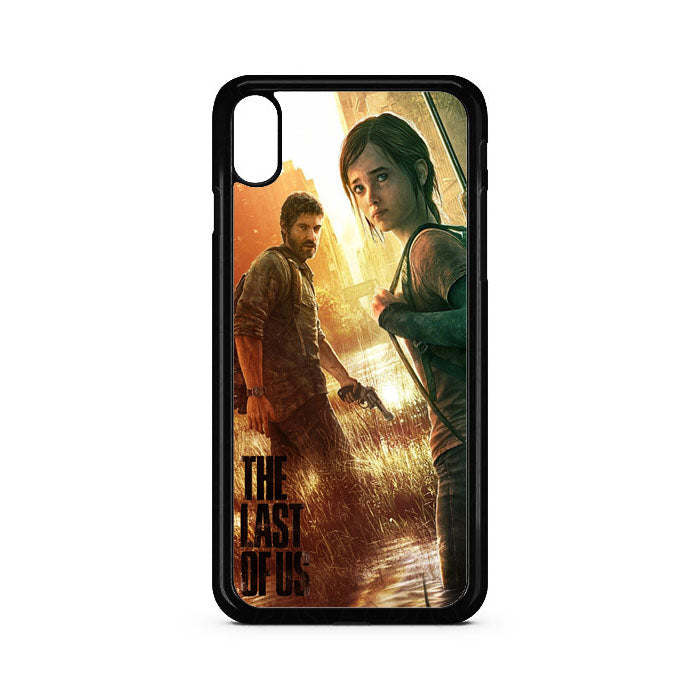 The Last Of Us iPhone XS Max Case | Teesmarvel