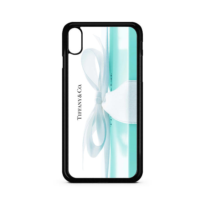 Tiffany And Co Box iPhone XS Case | Teesmarvel