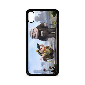 Up Russell And Up Mc Carol Fredrickson iPhone XS Max Case | Teesmarvel