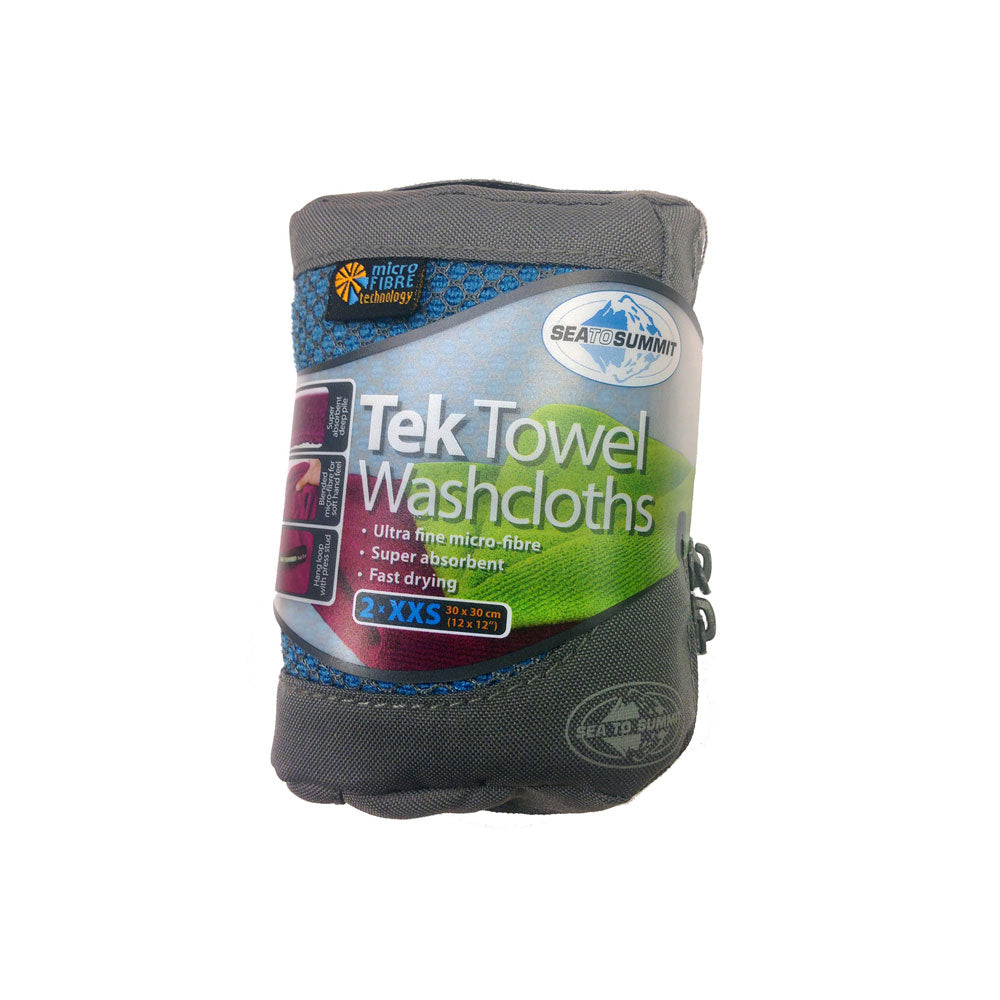 Tek Towel Washclothes