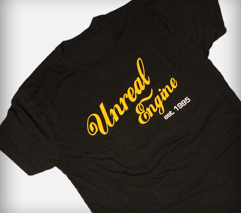 Women's Unreal Engine Classic Logo Tee