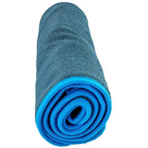 Mad for Detailing, Large Twister Weave Korean Microfiber Drying Towel Size 63×90 Ultra Absorb & Soft