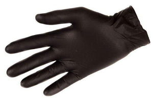 Black Mamba Super Tough 1  NITREX® Polymer Disposable Gloves Per Box.