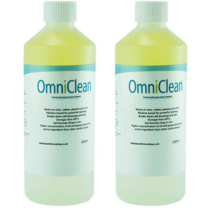 Black Pearl OmniClean Tire & Multi Purpose Cleaner & Degreaser