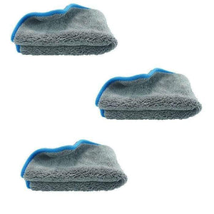 Mad for Detailing Silky Soft Buffing Towel 36cm x 46cm Pack of 3