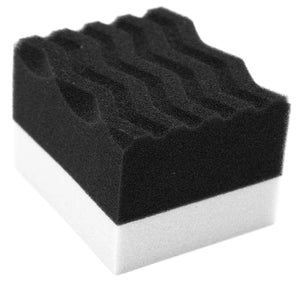 Mad for Detailing Tire & Trim Foam Applicator Pads Pack of 2
