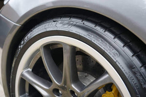 Matt Finish Tyre Dressing & Tyre Coating