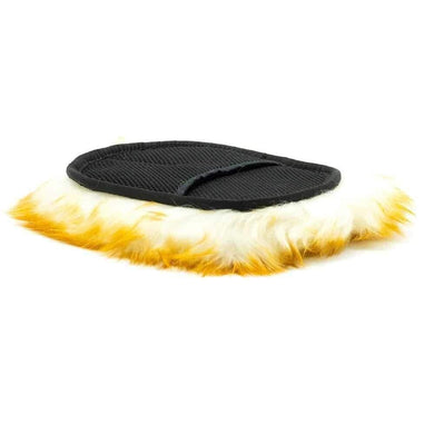 Mad for Detailing Perfect Hold Sheepskin Wash Mitt Brown