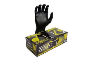Black Mamba 100 NITREX® Polymer Disposable Gloves Box.