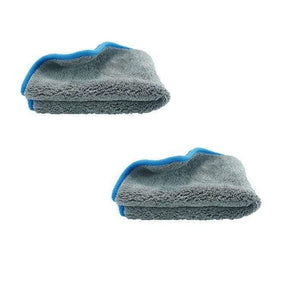 Mad for Detailing Silky Soft Buffing Towel 36cm x 46cm Pack of 2