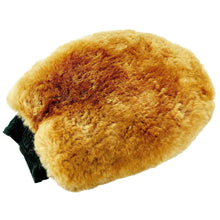 Load image into Gallery viewer, Mad for Detailing Sheepskin Wash Mitt Bug Scrub Back Extra Soft Thick Plush Lambswool