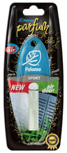 Load image into Gallery viewer, Paloma Car Air Freshener 5ml Sport Scent