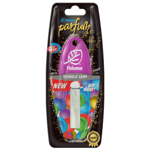 Paloma Car Air Freshener 5ml Bubblegum Scent