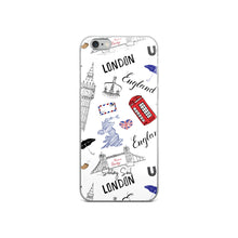 The London Look | iPhone Case - Sentry Soul