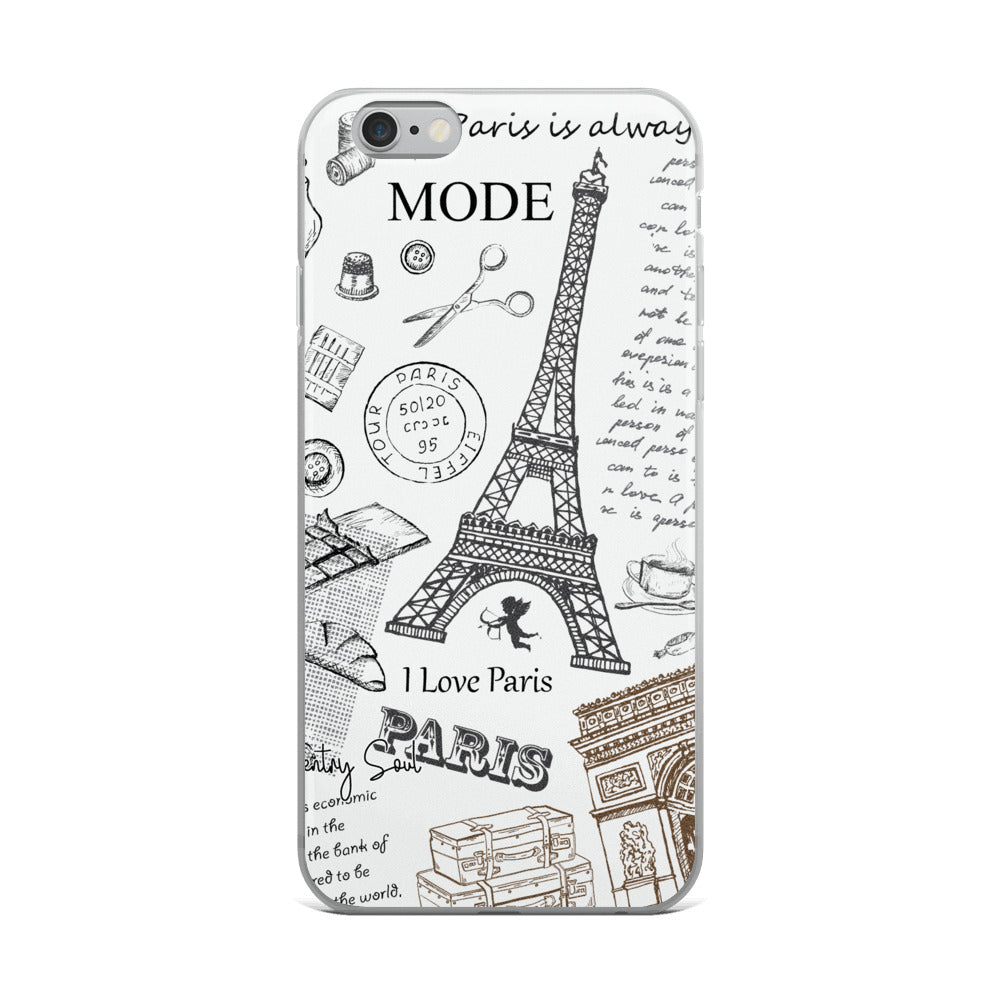 Tour de France iPhone Case - Sentry Soul