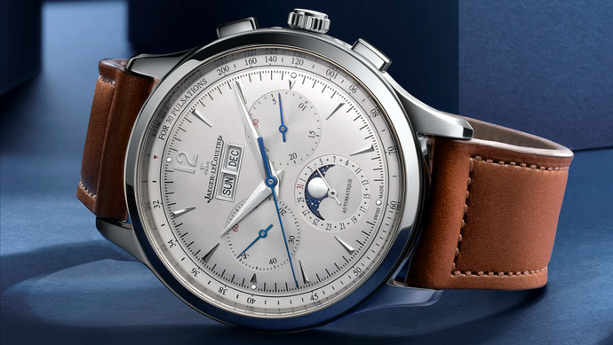 INTRODUCING: The Jaeger-LeCoultre Master Control Chronograph Calendar