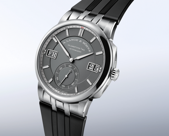 INTRODUCING The A. Lange & Söhne Odysseus, Now In White Gold