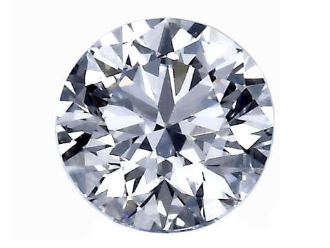 0.73 Carat Round Brilliant Cut Diamond (Gia Certified F / Si1) - Engagement Boston