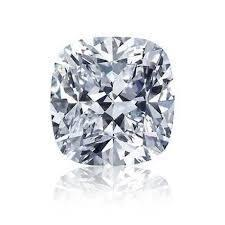 Loose Cushion Brilliant Diamond 1.23 F VS1 - ENGAGEMENT Boston