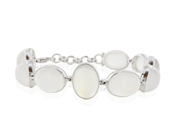 192 Carat Moonstone Bracelet - Jewelry Boston