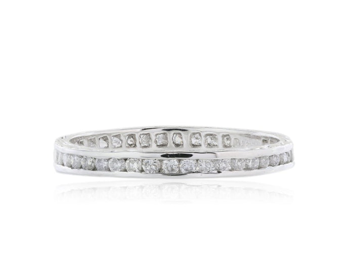 .57Ct Diamond Eternity Band - Boston