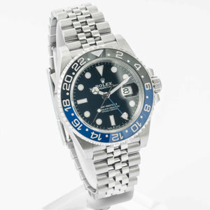 Rolex GMT-MASTER II Jubilee Stainless Steel 40mm (126710BLNR) - Boston
