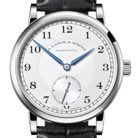 A. Lange 1815 38.5mm WG/Strap - Boston