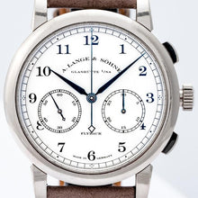 Load image into Gallery viewer, A. Lange & Söhne 1815 White Gold 39.5mm (402.026) - Boston