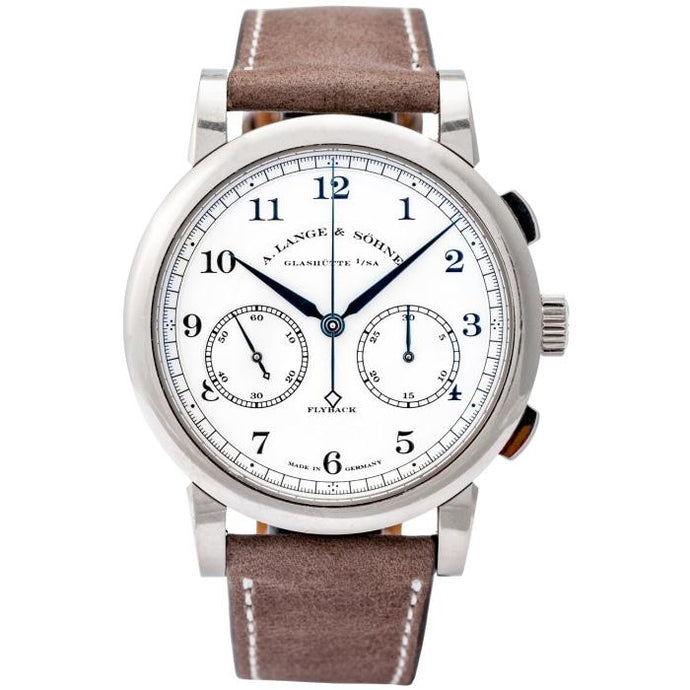 A. Lange & Söhne 1815 White Gold 39.5mm (402.026) - Boston