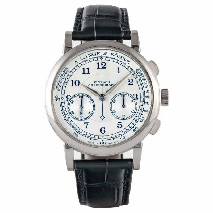 A.lange & Sohne 1815 Flyback Chronograph 40 WG (414.026) - Boston