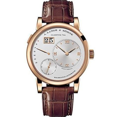 A. Lange & Söhne Lange 1 Daymatic Rose Gold (320.032) - Watches Boston
