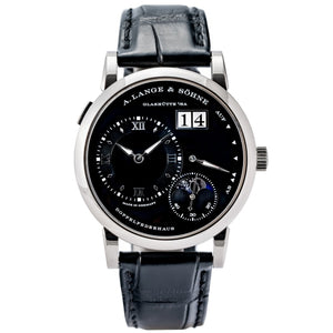 A. Lange & Söhne Lange 1 Moon Phase White Gold 38.5mm (192.029) - Boston