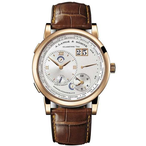 A. Lange & Sohne Lange 1 Timezone Rose Gold 41.9Mm (116.032) - Boston