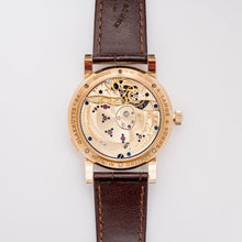 Load image into Gallery viewer, A. Lange & Sohne Lange 1 Tourbillion 165 Years Homage to F. A. Lange Honey Gold 38.5mm (722.050) - LIMITED to 150 pieces - WATCHES Boston