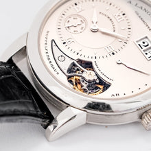 Load image into Gallery viewer, A. Lange & Sohne Lange 1 Tourbillion Platinum 38.5mm (704.025) - LIMITED to 150 - Boston