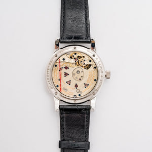 A. Lange & Sohne Lange 1 Tourbillion Platinum 38.5mm (704.025) - LIMITED to 150 - Boston
