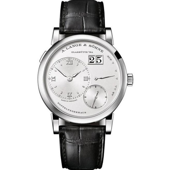 A. Lange & Sohne Lange 1 White Gold (191.039) - Watches Boston