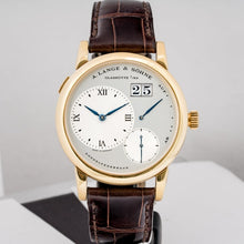 Load image into Gallery viewer, A. Lange & Söhne Lange 1 Yellow Gold 38.5Mm (101.002) - Boston