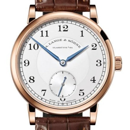 A. Lange & Sohne 1815 38.5mm Rose Gold/Strap (Ref. 235.032) - WATCHES Boston