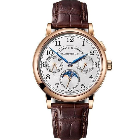 A. Lange & Sohne 1815 Annual Calendar 18K Rose Gold (238.032) - Watches Boston