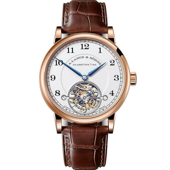 A. Lange & Sohne 1815 Tourbillon 18K Rose Gold (730.032) - Watches Boston
