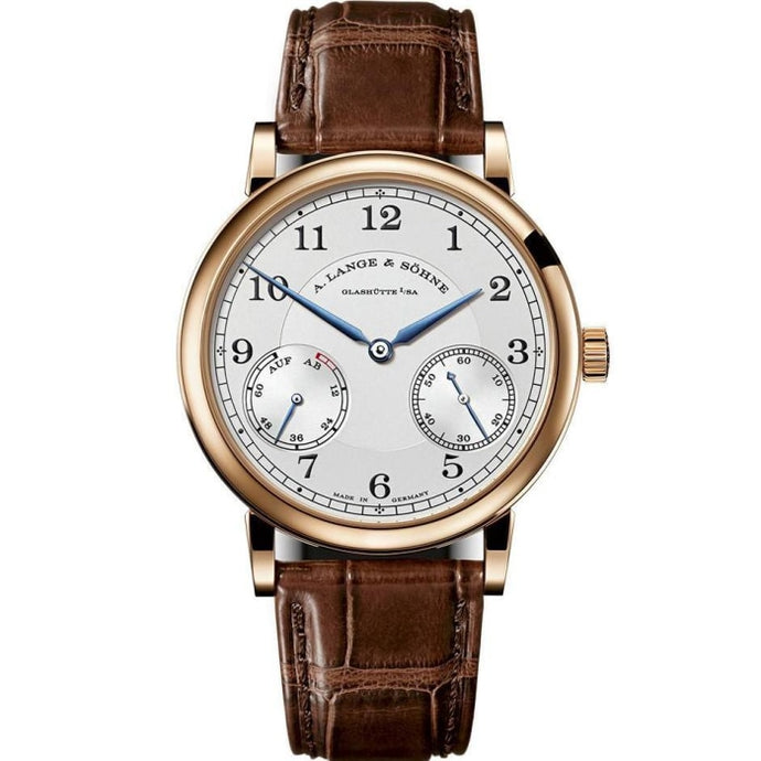 A. Lange & Sohne 1815 Up/Down Rose Gold 39mm (234.032) - WATCHES Boston