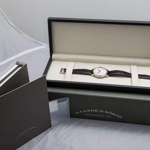A. Lange & Sohne 1815 Up/down White Gold 39Mm (234.026) - Watches Boston