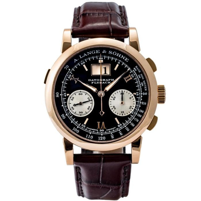 A Lange & Sohne Datograph Rose Gold 39mm (403.031) - Boston