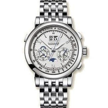 Load image into Gallery viewer, A. Lange & Sohne Datograph Perpetual Calendar Platinum 41Mm (410.025) - Watches Boston
