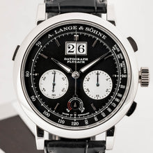 Load image into Gallery viewer, A. Lange & Söhne Datograph UP/DOWN Platinum 41mm (405.035) - MINT - WATCHES Boston