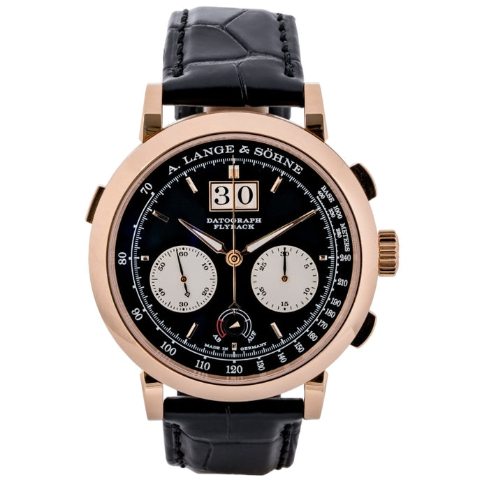 A. Lange & Söhne Datograph Up/Down Rose Gold (405.031) - Boston