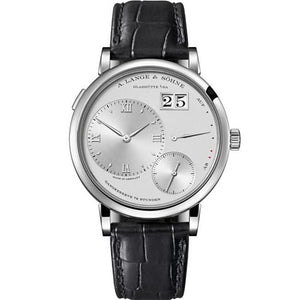 A. Lange & Sohne Grand Lange 1 Platinum (117.025) - Watches Boston