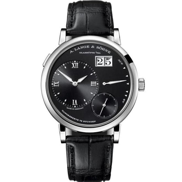 A. Lange & Sohne Grand Lange 1 White Gold (117.028) - Watches Boston