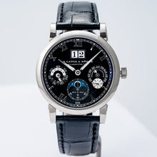 Load image into Gallery viewer, A. Lange & Söhne Langematik Perpetual White Gold Black Dial 39mm (310.026) - Boston